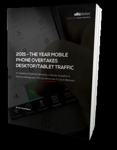 Mobile Traffic Overtakes Desktop & Tablet