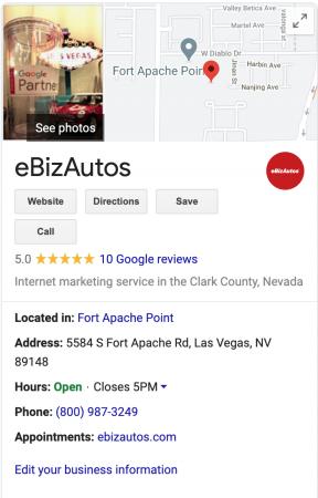 Claim & Optimize Your Google Listing