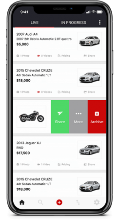 Manage Your Entire Inventory with the eBizAutos Mobile App
