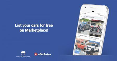 Showcase Your Vehicles on Facebook Marketplace
